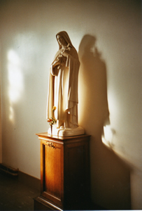 Photograph of statue